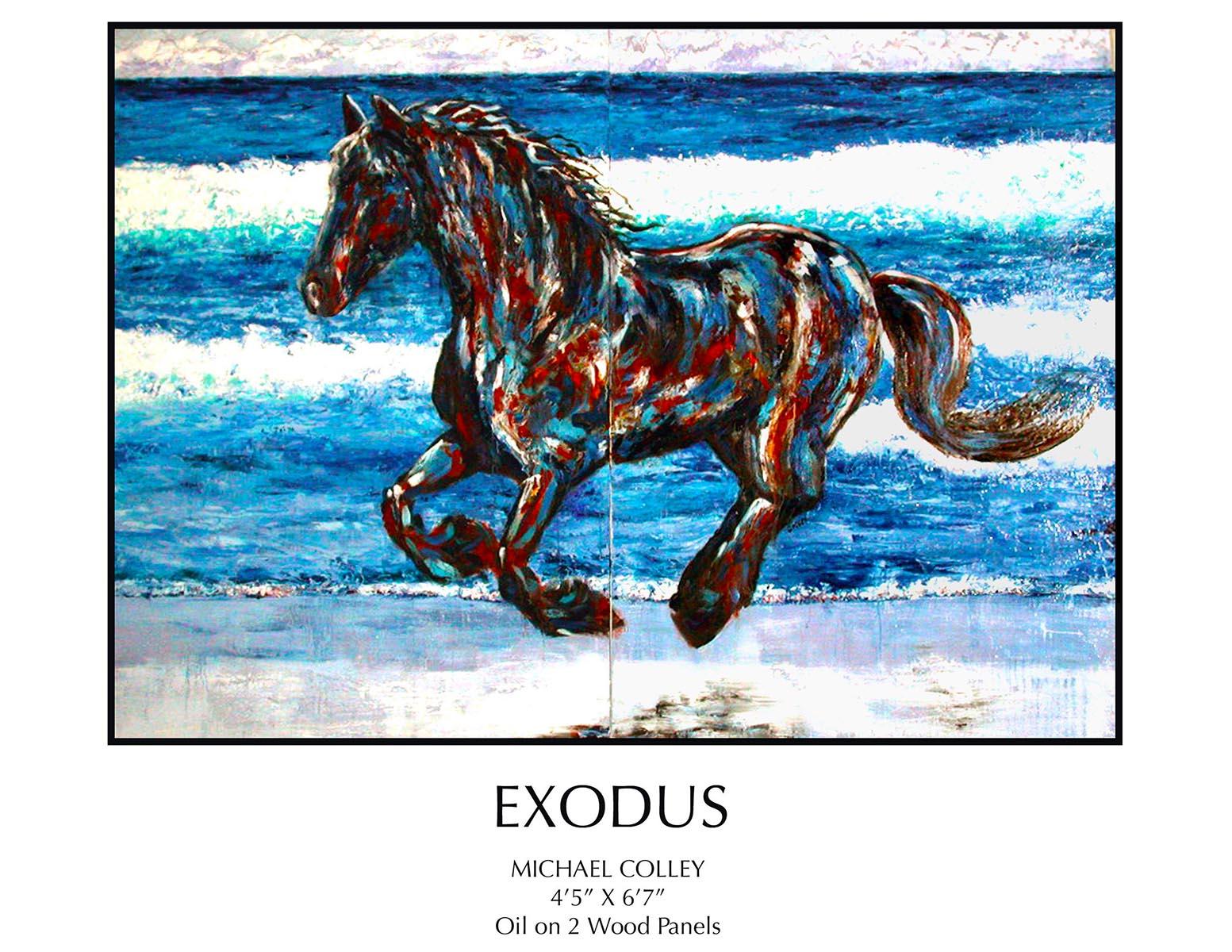 EXODUS $3000.00